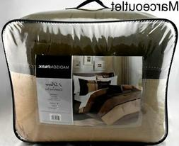 Madison Park Palisades Queen Size Bed Comforter Set Bed in A