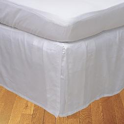 Relaxare Queen XL 300TC 100% Egyptian Cotton White Solid 1PC