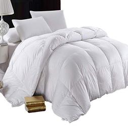 Royal Bedding Full/Queen Size Down-Comforter 500-Thread-Coun