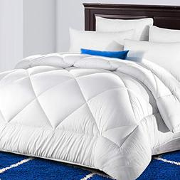 Queen Comforter Soft Quilted ♥ Down Alternative Duvet Inse