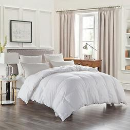 Queen Size Goose Down White Comforters Bedding 100% Egyptian
