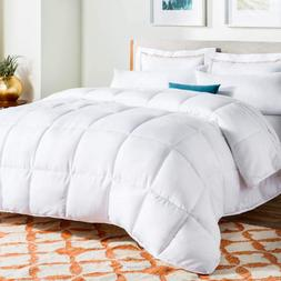 Linenspa FULL Size Down Alternative Quilted Comforter - Hypo