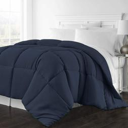 Series Goose Down Alternative Comforter All Season Beckham H