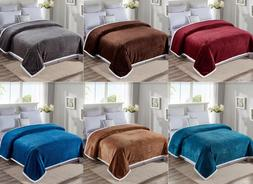 Reversible Braided Sherpa™ Lined Over-sized Bed Blanket /