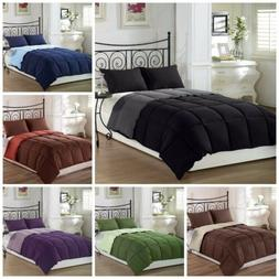 Chezmoi Collection Super Soft Goose Down Alternative Reversi