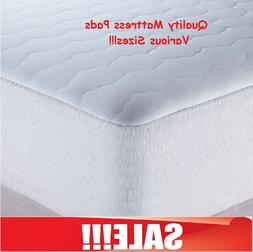 Beautyrest Top Mattress Pad Ultra Comfort Cover 100%Cotton 2