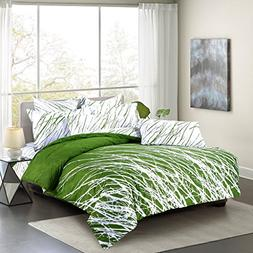 Swanson Beddings Tree Branches 3-Piece 100% Cotton Bedding S
