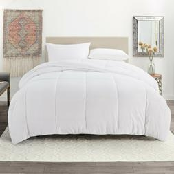 Down Alternative Comforter Ultra Soft All Season Quilted Duv