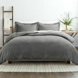 Egyptian Comfort Ultra Soft Duvet Cover Set for Comforter -