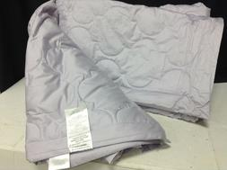Frontgate Washable Down Queen Bed Comforter Blanket Sofa Thr